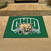 "Ohio Bobcats All-Star Rug 34""x45"""