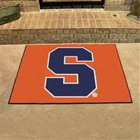 "Syracuse University All-Star Mat 33.75""x42.5"""