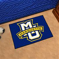 "Marquette Golden Eagles Starter Rug 20""x30"""