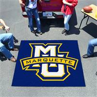 "Marquette Golden Eagles Tailgater Rug 60""x72"""
