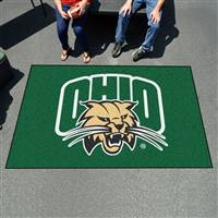 "Ohio University Ulti-Mat 59.5""x94.5"""