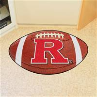 "Rutgers Scarlet Knights Football Rug 22""x35"""