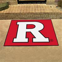 "Rutgers Scarlet Knights All-Star Rug 34""x45"""