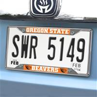 "Oregon State University License Plate Frame 6.25""x12.25"""