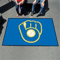 "Milwaukee Brewers Ulti-Mat 59.5""x94.5"""