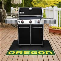 "University of Oregon Grill Mat 26""x42"""