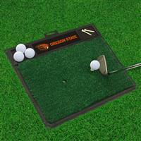 "Oregon State University Golf Hitting Mat 20"" x 17"""