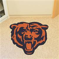 "NFL - Chicago Bears Mascot Mat 36"" x 21"""