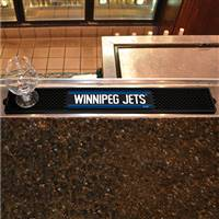 "NHL - Winnipeg Jets Drink Mat 3.25""x24"""