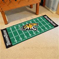 "Towson University Football Field Runner 30""x72"""