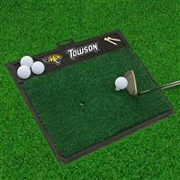 "Towson University Golf Hitting Mat 20"" x 17"""