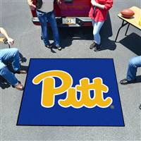 "Pittsburgh Panthers Tailgater Rug 60x""72"""