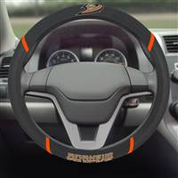 "NHL - Anaheim Ducks Steering Wheel Cover 15""x15"""
