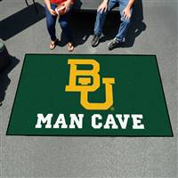 "Baylor University Man Cave UltiMat 59.5""x94.5"""