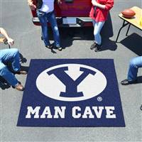 "Brigham Young University Man Cave Tailgater 59.5""x71"""