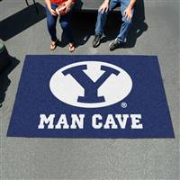 "Brigham Young University Man Cave UltiMat 59.5""x94.5"""