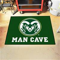 "Colorado State University Man Cave All-Star 33.75""x42.5"""