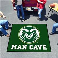 "Colorado State University Man Cave Tailgater 59.5""x71"""