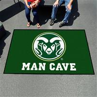 "Colorado State University Man Cave UltiMat 59.5""x94.5"""