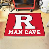 "Rutgers University Man Cave All-Star 33.75""x42.5"""