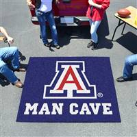 "University of Arizona Man Cave Tailgater 59.5""x71"""