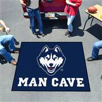 "University of Connecticut Man Cave Tailgater 59.5""x71"""