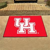 "University of Houston Man Cave All-Star 33.75""x42.5"""