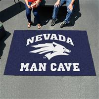 "University of Nevada Man Cave UltiMat 59.5""x94.5"""