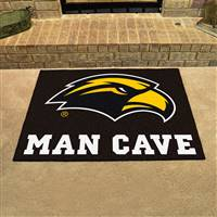 "University of Southern Mississippi Man Cave All-Star 33.75""x42.5"""