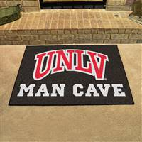 "University of Nevada, Las Vegas (UNLV) Man Cave All-Star 33.75""x42.5"""