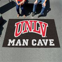 "University of Nevada, Las Vegas (UNLV) Man Cave UltiMat 59.5""x94.5"""