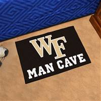 "Wake Forest University Man Cave Starter 19""x30"""