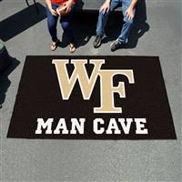 "Wake Forest University Man Cave UltiMat 59.5""x94.5"""