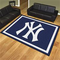 "New York Yankees 8x10 Rug 87""x117"""