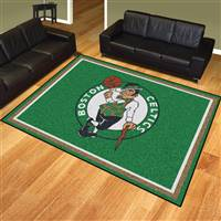 "NBA - Boston Celtics 8x10 Rug 87""x117"""
