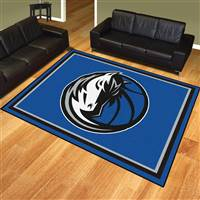 "NBA - Dallas Mavericks 8x10 Rug 87""x117"""