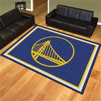 "NBA - Golden State Warriors 8x10 Rug 87""x117"""