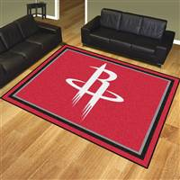 "NBA - Houston Rockets 8x10 Rug 87""x117"""