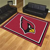 "NFL - Arizona Cardinals 8x10 Rug 87""x117"""