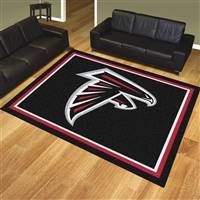 "NFL - Atlanta Falcons 8x10 Rug 87""x117"""