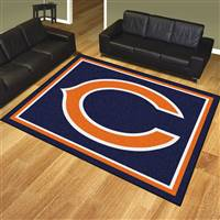 "NFL - Chicago Bears 8x10 Rug 87""x117"""