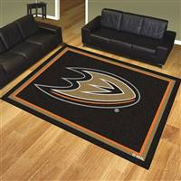 "NHL - Anaheim Ducks 8x10 Rug 87""x117"""