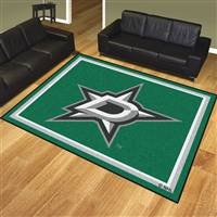 "NHL - Dallas Stars 8x10 Rug 87""x117"""