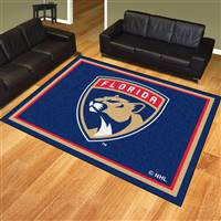"NHL - Florida Panthers 8x10 Rug 87""x117"""