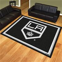 "NHL - Los Angeles Kings 8x10 Rug 87""x117"""