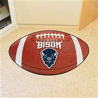 "Howard University Football Mat 20.5""x32.5"""