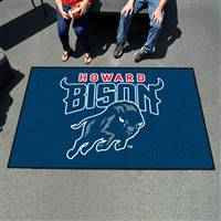 "Howard University Ulti-Mat 59.5""x94.5"""
