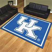 "University of Kentucky 8x10 Rug 87""x117"""