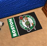 "NBA - Boston Celtics Uniform Starter Mat 19""x30"""