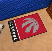 "NBA - Toronto Raptors Uniform Starter Mat 19""x30"""